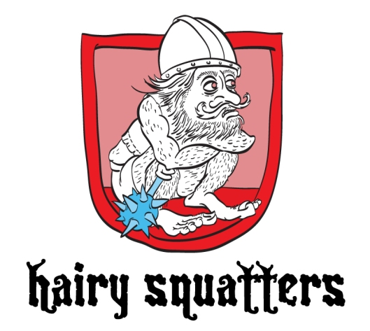 hairy squatters