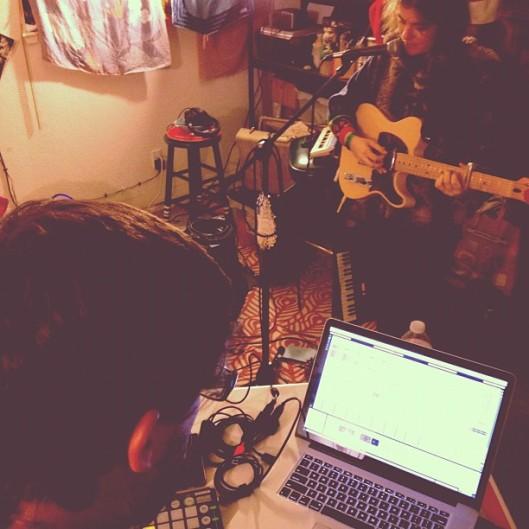 late night rehearsal
